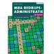 moderne bedrijfsadministratie MBA-Bedrijfsadministratie-Uitwerkingenboek-3edruk