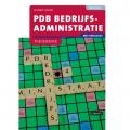 PDB Bedrijfsadministratie theorieboek derde druk